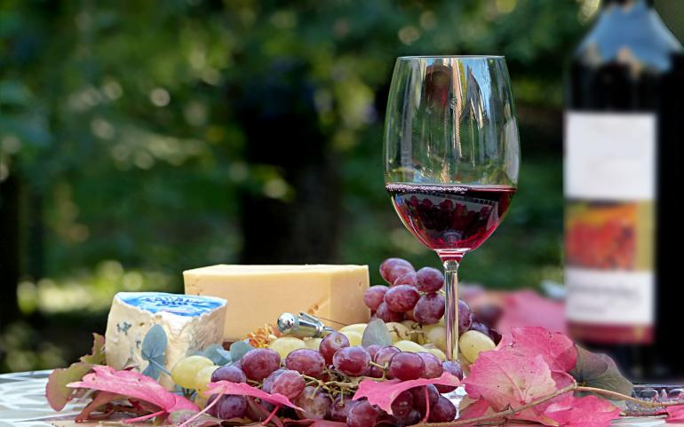 Food and Wine in Capalbio